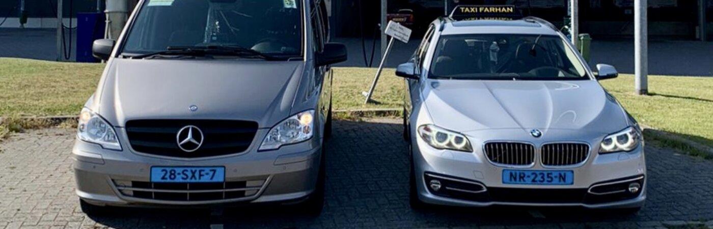 Taxi Hof van Saksen